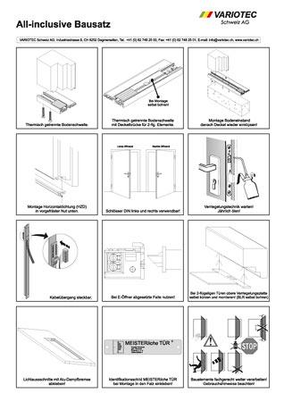 All-inlusive-Bausatz Gebrauchsanleitung