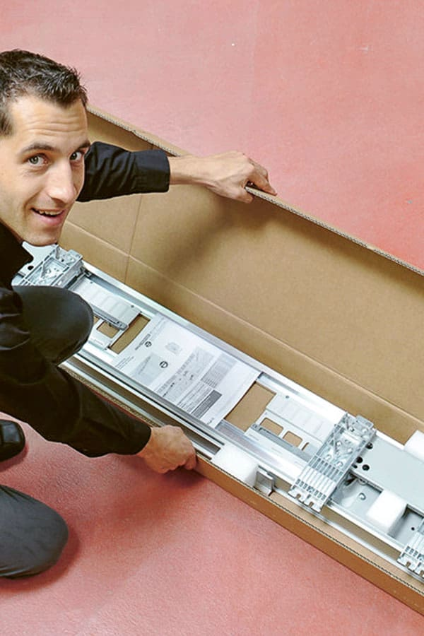 Bild Hawa Suono 3D-Mechanik in der Box