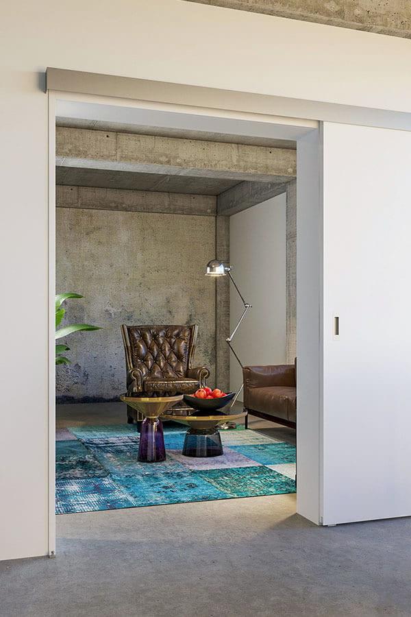 Bild INTEGRAL Hawa Suono Schallschutz Türbeschlag bei Renovationen