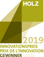 Bild Holz19 Innovationspreis Gewinner Gold