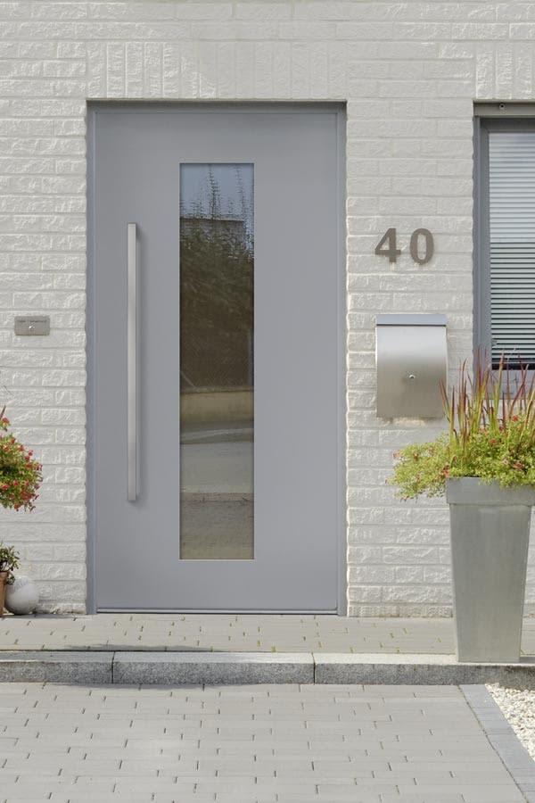 Variotec Aluvorsatzschale für Haustüren Modell GTB-40